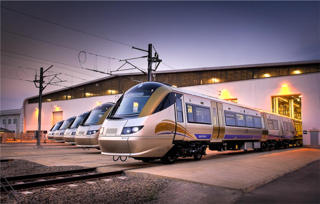 News24.com | Passengers fuming as load shedding brings Gautrain to a halt - service since restored