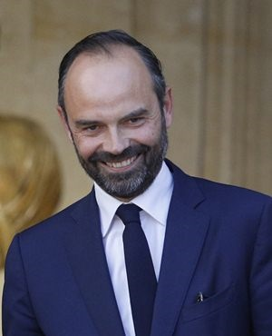 Newly-appointed French Prime Minister Edouard Philippe. (Kamil Zihnioglu, AP)