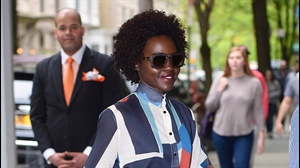 We can't get over Lupita Nyong'o's hair A-game