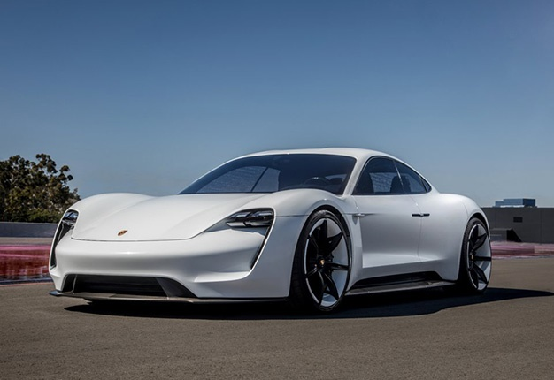 Porsche S Stunning Electric Taycan Will Begin Production In 2019 But Already Many Are Hoping To Place Orders For The Brand First Ev Sports Car Wheels24