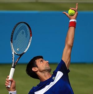 Novak Djokovic (Getty)