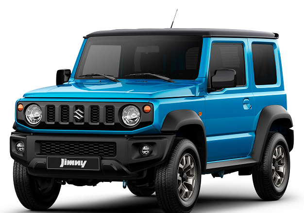 pics suzuki 39 s next generation jimny the most hardcore compact 4x4 yet headed for sa wheels24. Black Bedroom Furniture Sets. Home Design Ideas