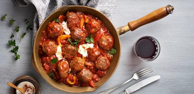 mushrooms, meatballs, recipes, food24