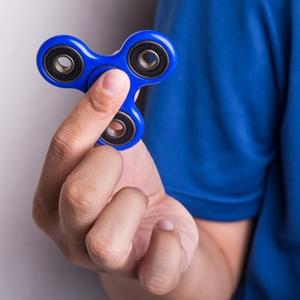 Fidget spinner for ADHD