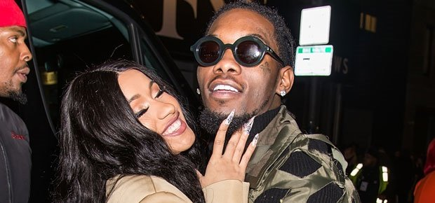 Cardi B Gets Offset S Name Tattooed On Her Body: Cardi B And Offset Got Married While No One Was Watching
