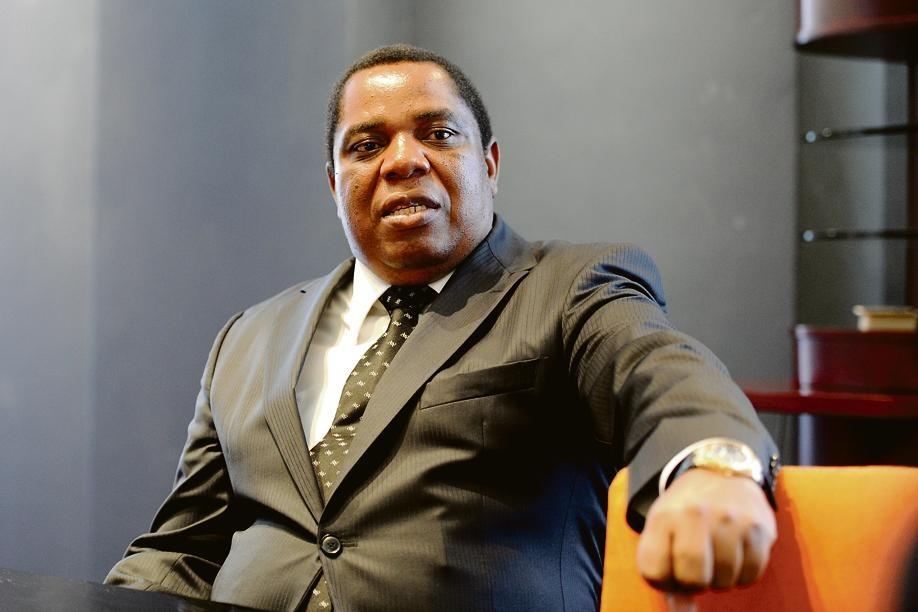 Businessman Robert Gumede