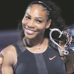 Serena Williams. (Recep Sakar)