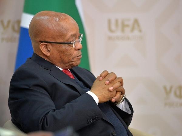 Pres. Zuma kan dalk voor die naweek van stryk gebring word.