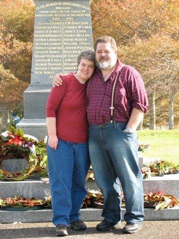 Albert en Marthie 2009