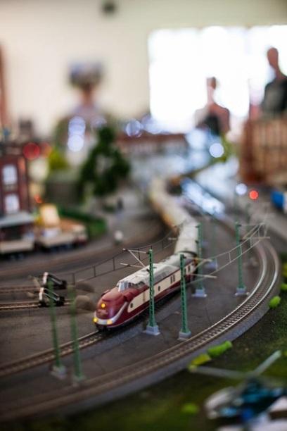 ….. en dan is daar die treine
