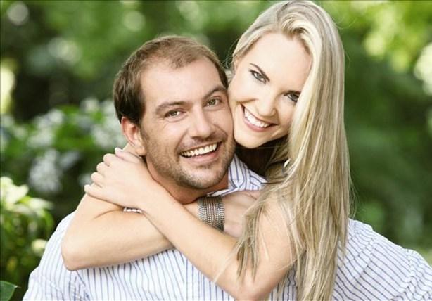 Elizma en haar man, Nico.