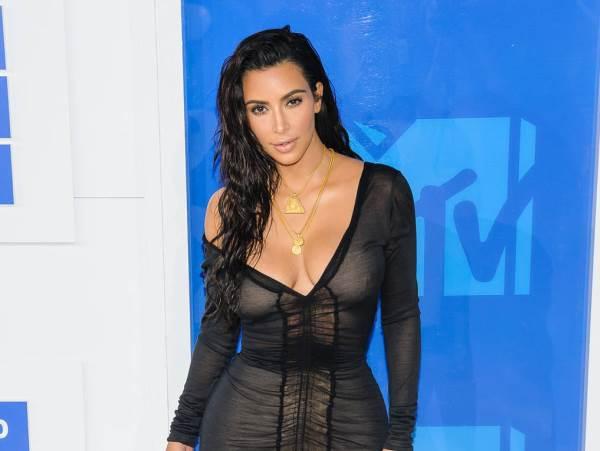 Kim Kardashian West (Foto: C.Smith/WENN.com)