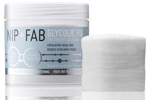 Nip Fab Glycolic Fix pads