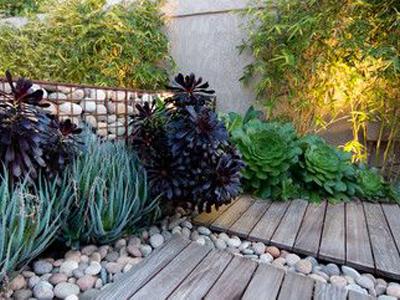 11 koel maniere om klip en draad in jou tuin in te span - Idee van allee tuin ...
