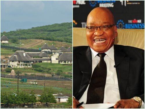 Nkandla and Jacob Zuma