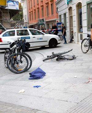 Austria car rampage (AP)