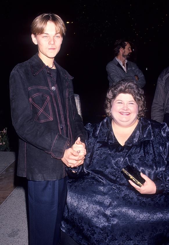 Leonardo en Dianne. Foto: Getty Images