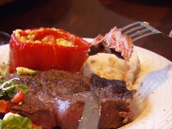 KOB jeanre heinrich steak eet