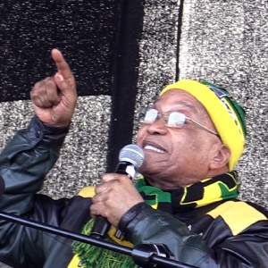 President Jacob Zuma. (File)