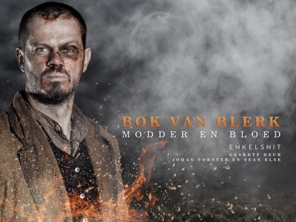 Bok van Blerk sing die temalied vir Modder en Bloed. Foto: Verskaf