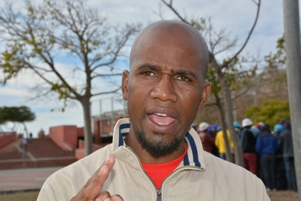 SACP provincial secretary Benson Ngqentsu. Picture: Supplied/ GroundUp