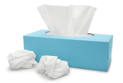 handkerchiefs,tissues,health,flu