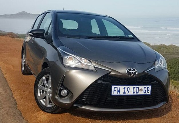 <b>UPDATED YARIS:</b> Toyota SA has launched its refreshed Yaris Pulse. <i>Image: Wheels24 / Sergio Davids</i>