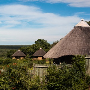 One of the rest camps at the Kruger National Camp. (File)
