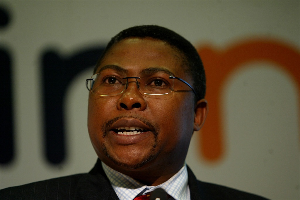 Siyabonga Gama. Picture: Leon Sadiki/City Press
