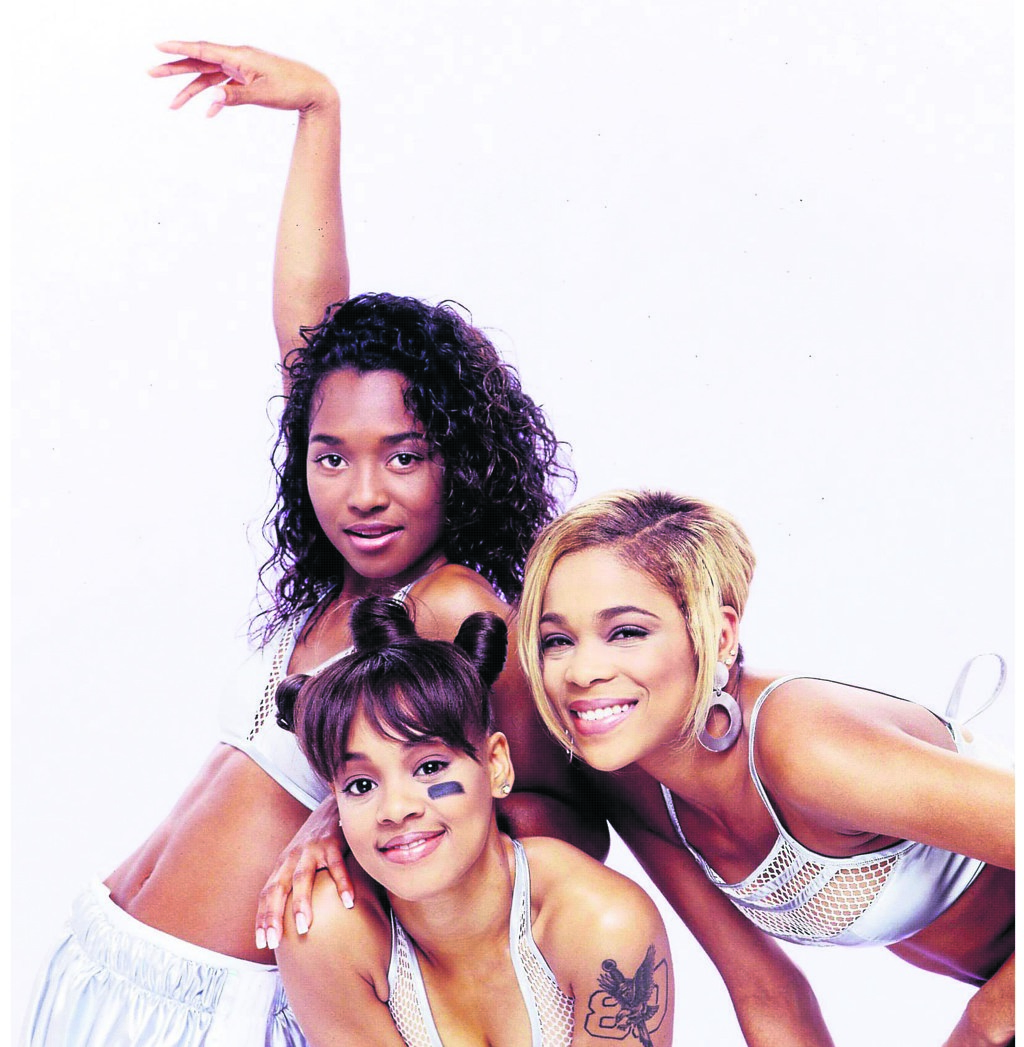Pictures of the group tlc TLC Africa - African Names