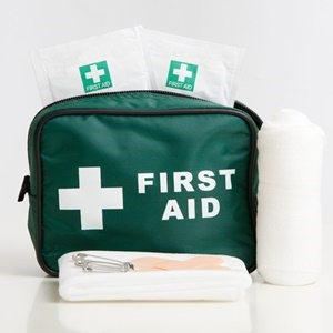 Most aeroplane first aid kits do not provide for kids.