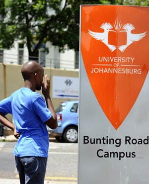 The University of Johannesburg has climbed in world ratings. (AFP)