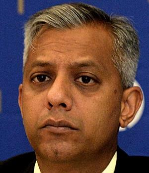 Eskom CFO Anoj Singh. (Pic: Gallo Images)