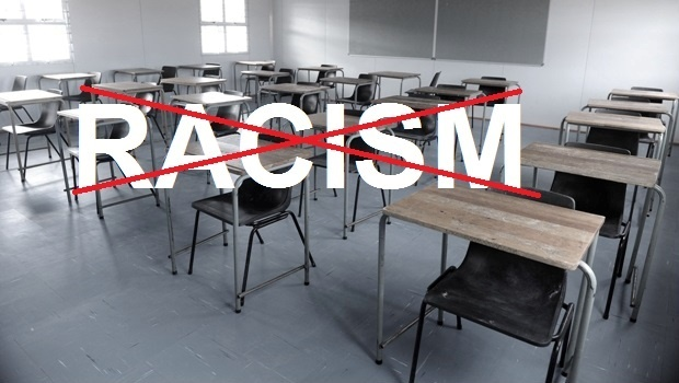 Pupil allegedly referred to black peers by k-word twice.