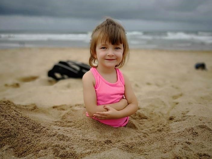 Meet Katherine Hedges, the 3-year-old local girl with one very rare disease.