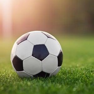 soccer ball, soccer, football, field