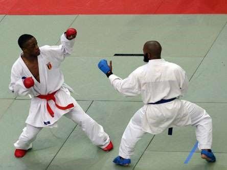 Nigeria karate