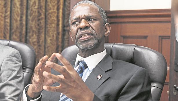 KwaZulu-Natal MEC for Health Sibongiseni Dhlomo is facing mounting calls for him to step down.