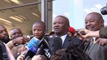 WATCH: Opposition leaders celebrate ConCourt secret ballot judgement