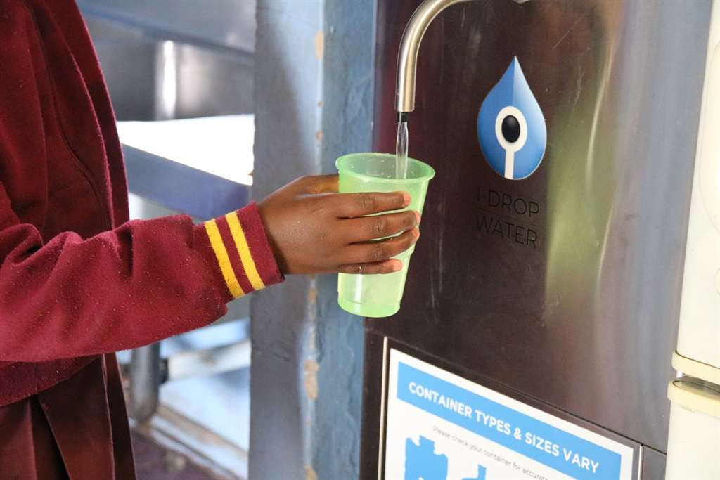 This start-up has found a way to provide everyone, regardless of income, with purified water – and it's environmentally friendly too. Picture: Michelle Bao