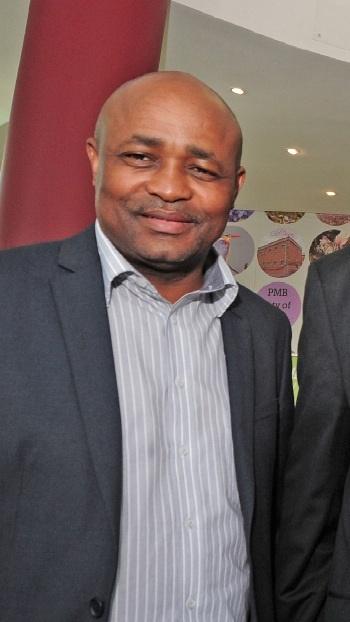 Dr Ray Ngcobo.