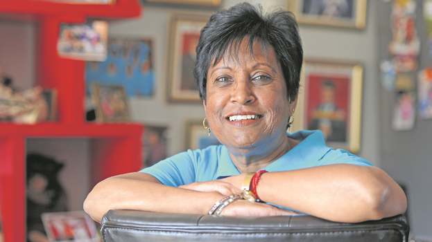Cancer survivor and activist Aneetha Moodley is living proof that 'cancer is not a death sentence'. She has dedicated her life to help support cancer patients through treatment.