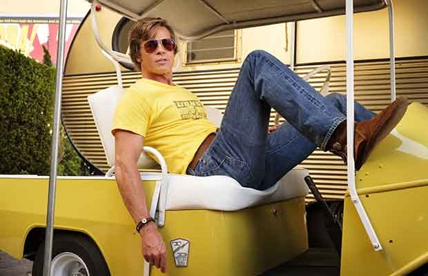 Brad Pitt in 'Once Upon a Time in Hollywood.'