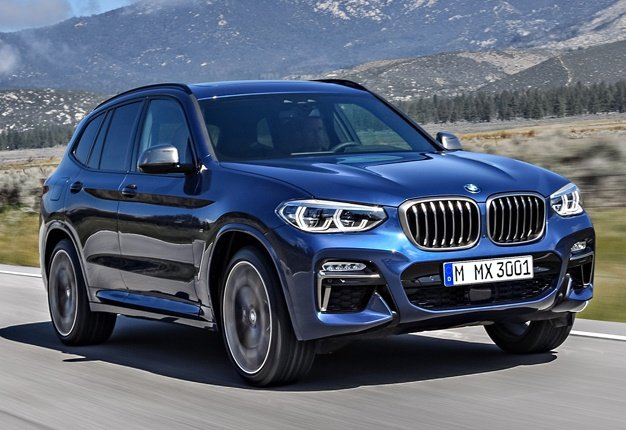bmw 39 s all new x3 set for sa later in 2017 wheels24. Black Bedroom Furniture Sets. Home Design Ideas