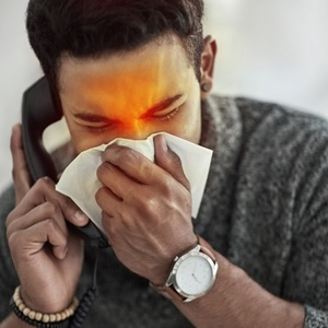 Are your symptoms caused by sinusitis or allergic rhinitis?