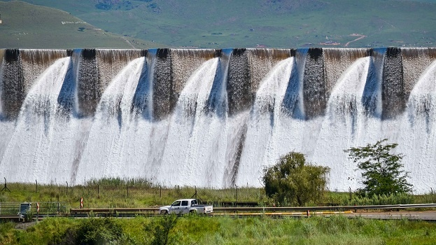 Experts say a year's worth of rain needed to end water crisis.