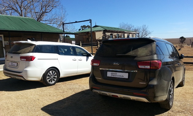 Grand Sedona In Sa Kia S Premium Mom S Taxi Wheels24