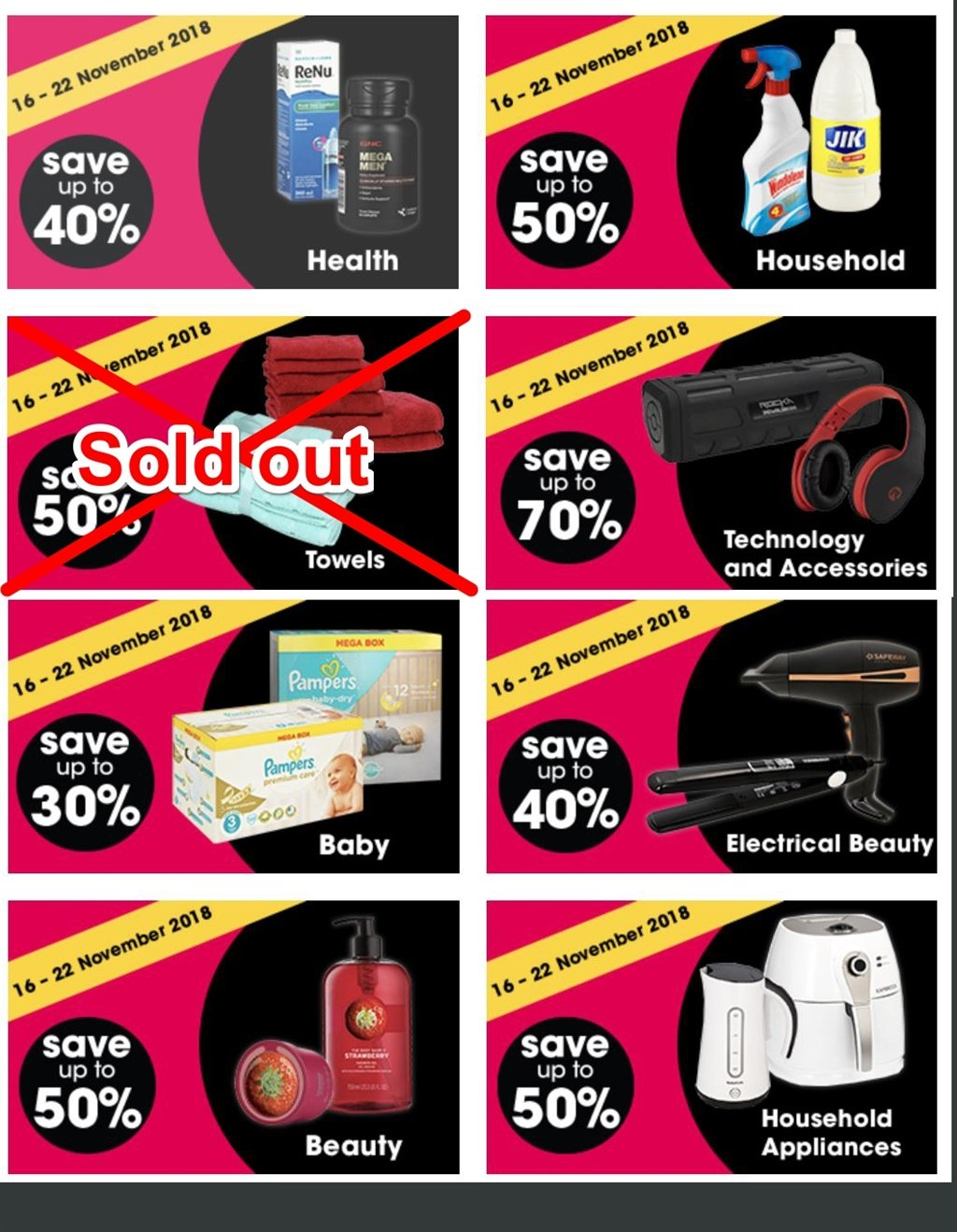 cdb30f2ff6d These are some of the early Black Friday deals available right now ...