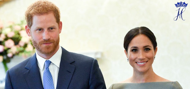 Prince Harry and Meghan. (Photo: Getty Images)