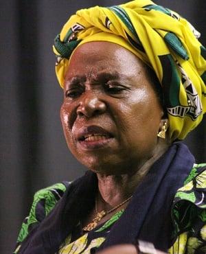 Nkosazana Dlamini-Zuma. (Siyanda Mayeza, Gallo Images, City Press)